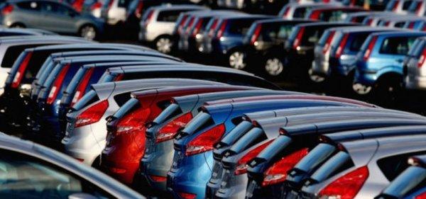AB'de otomobil satış verileri açıklandı
